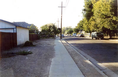 18th St Before Photo